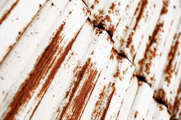 Viejo fondo metálico oxidado