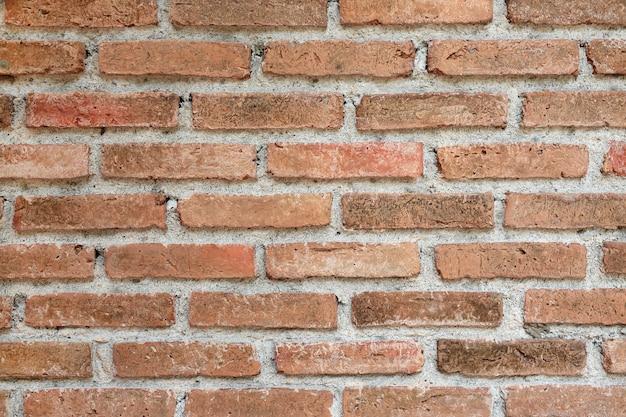 Viejo fondo de la textura de la pared de ladrillo.