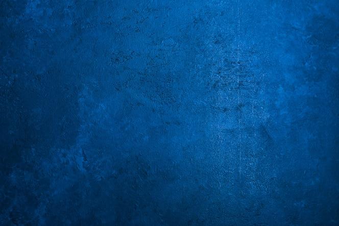 Viejo fondo de textura de piedra en tonos azul clásico