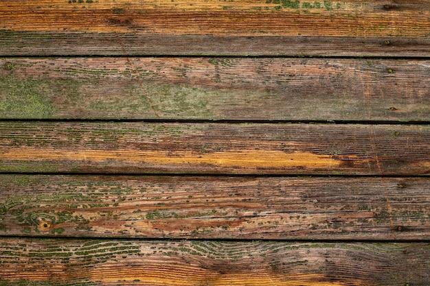 Viejo fondo vintage de madera marrón. estilo rústico de grunge.