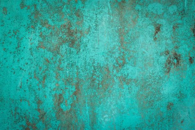 Viejo hormigón de textura azul.