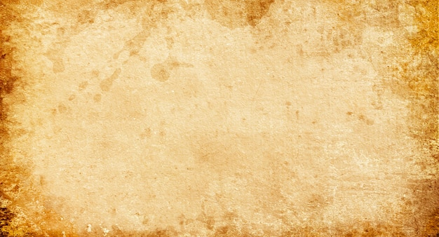 Viejo papel marrón