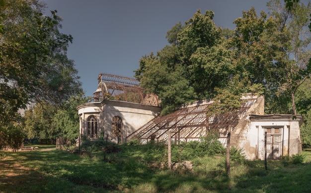 Viejo sanatorio abandonado