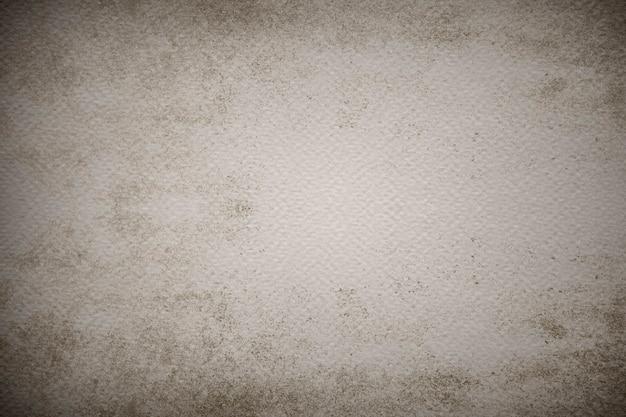 Viejo telón de fondo con textura de papel manchado