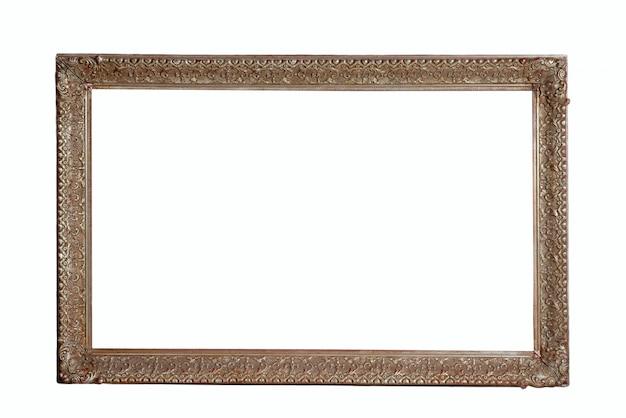 Viejos marcos de madera