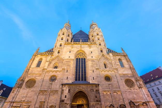 Viena catedral de stephan austria