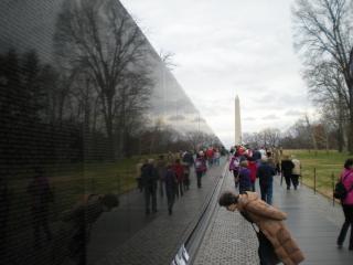 Vietnam veterans memorial fuerza aérea