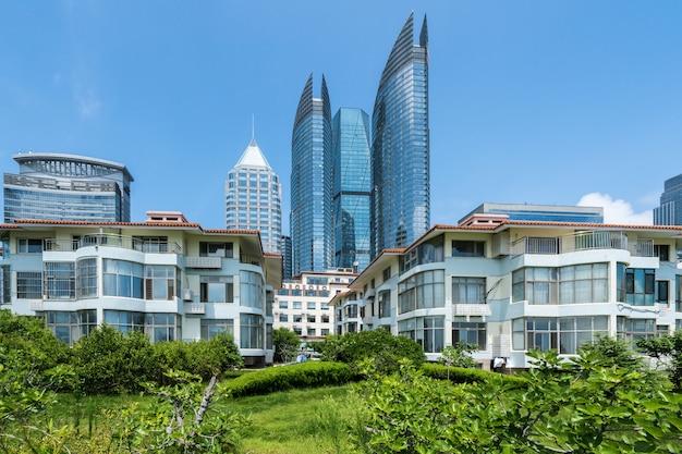 Villa deluxe con vistas al mar en qingdao, china