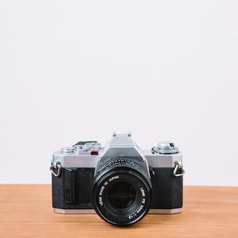 Vista frontal cámara