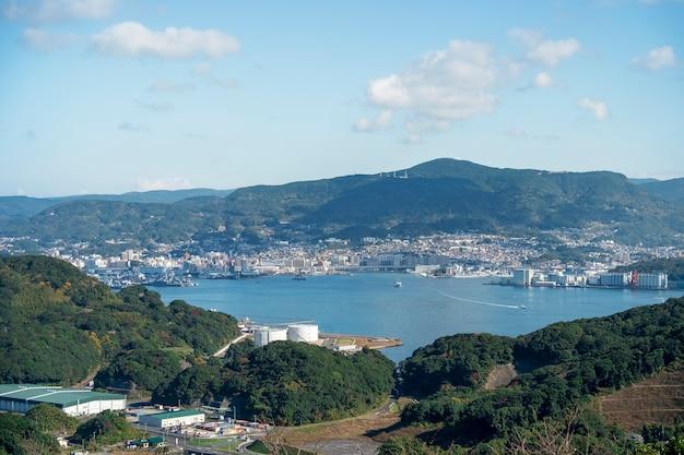 Vista de la isla de kujuku