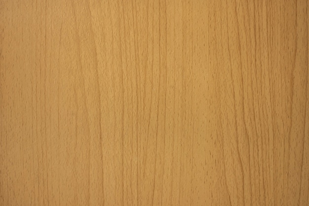 Vista de patrón de tablón de fondo de textura de madera en la mesa