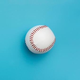 Vista superior del beisbol