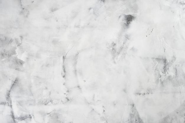 Vista superior del fondo blanco de la textura de marmor