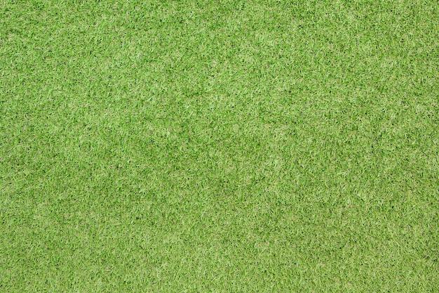 Vista superior de la textura de la hierba verde artificial para el fondo