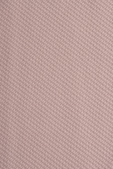 Vista superior de la textura de la tela