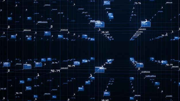 Visualización de big data.