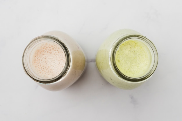 Vita superior botellas de smoothie
