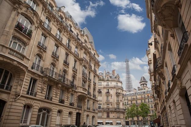 Vivienda en parís, cerca de la torre eiffel, francia