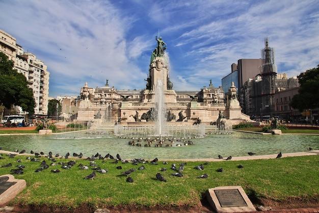 Vuelo de pájaros en buenos aires, argentina