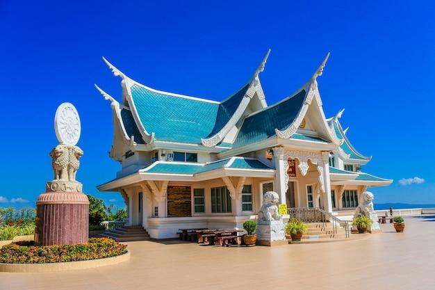 Wat pa phu kon, udonthani, tailandia
