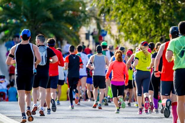 Xxviii media maratón bahía de cádiz