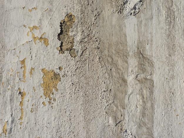 Yeso pintura de la pared cáscara escamas textura rota vieja