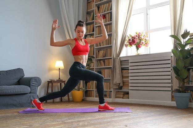 Yoga en casa