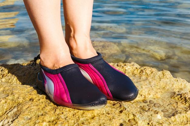Zapato de agua