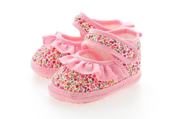 Zapato de dos zapatos de la flor ropa