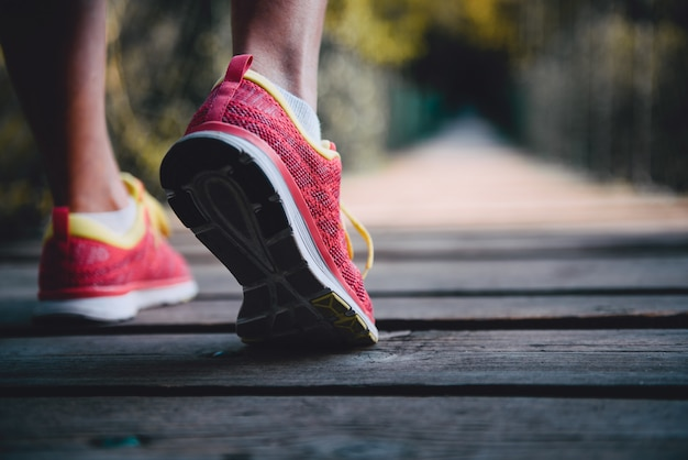 Zapatos de corredores