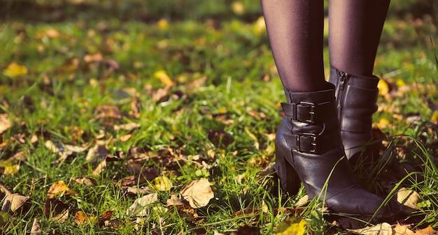 Zapatos de mujer otoño