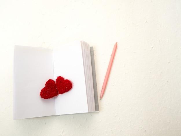 14 cuori rossi di valentineâ € ™ s day
