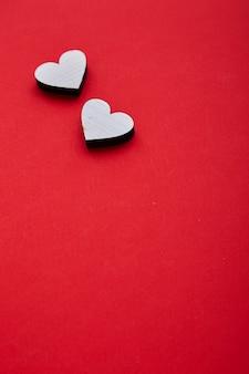 14 febbraio concetto di cuori di san valentino