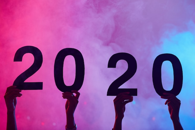 2020 sfondo del partito