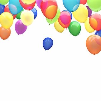 3d ballons
