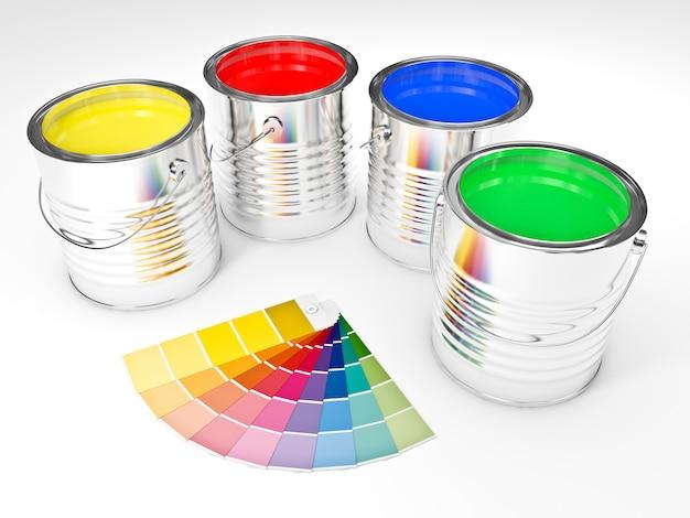 3d può dipingere