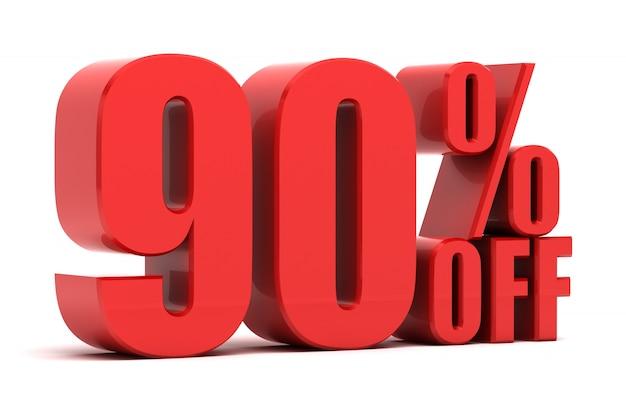 90 per cento di promozione