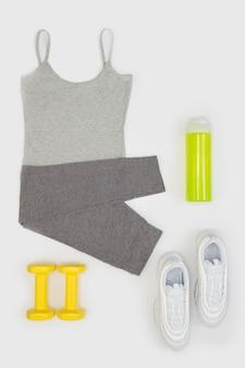 Abbigliamento sportivo per donna