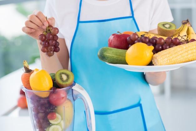 Abbondanza di frutta
