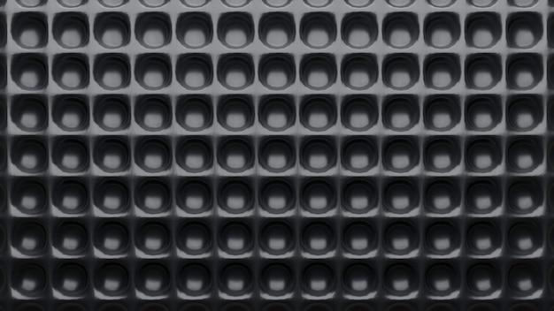 Abstract background 3d rendering per lo sfondo