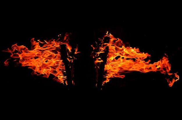 Accendi il fuoco nella notte
