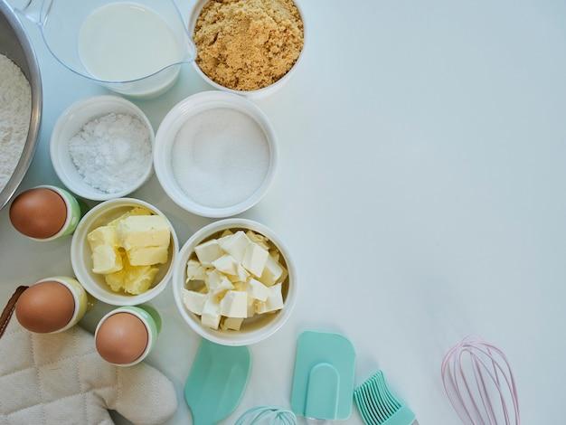 Accessori e ingredienti da forno