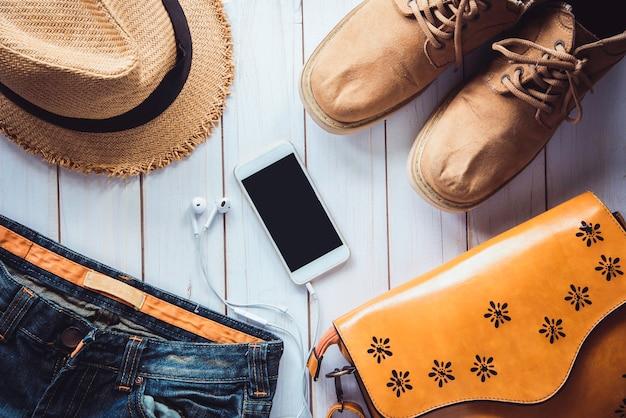 Accessori per abbigliamento da viaggio abbigliamento lungo per il viaggio