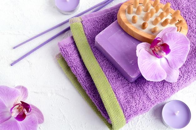 Accessori per trattamenti spa e cura del corpo