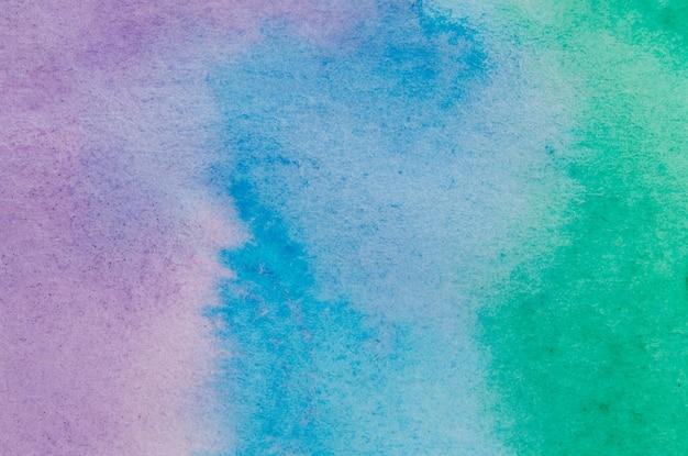 Acquerello bagnato sfondo. blu. acquerello astratto. lavaggio acquerello