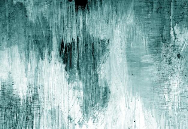 Acquerello che dipinge il fondo astratto naturale di colori verdi con struttura.