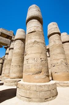 Africa, egitto, luxor, tempio di karnak
