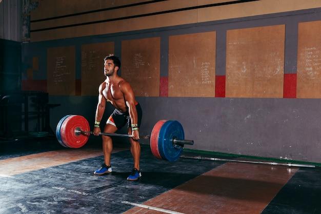 Allenamento bodybuilding