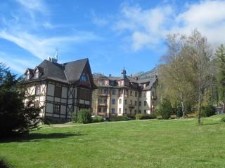 Alpine mountain resort in slovacchia