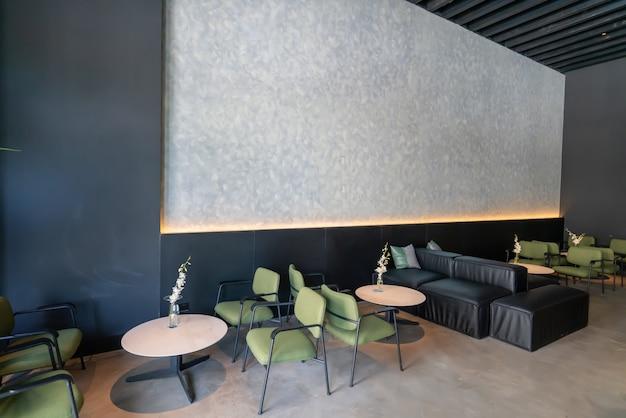 Ambiente interno di ristoranti